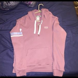 Light pink hoodie from PINK